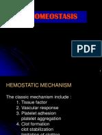 Aspek Hemostasis