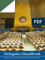 Delegates Handbook 71st Session En