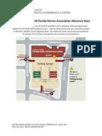 Advocacy Days 2018 Parking Instructions