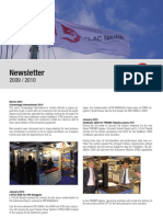 L3 ELAC Nautik Newsletter 2009 2010