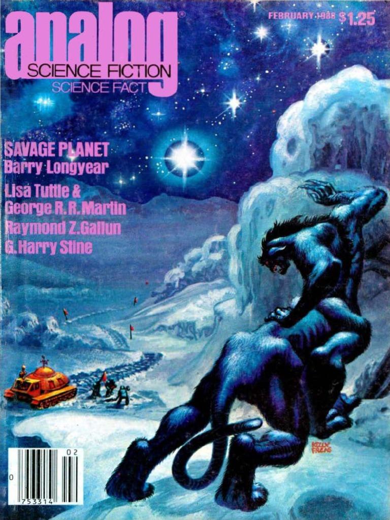 Analog Science Fiction & Fact 1980 02 Magazine | Dune