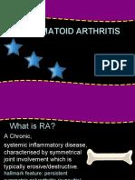 Rheumatoid Arthritis Ppt.