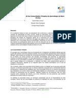 Antecedente_Diseño y Operación de Las Comunidades Virtuales de Aprendizaje de Ibero