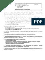 Titular Septiembre Criterios Andalucía 16 17