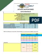 Acta Cal 6to. a - Estudios Sociales 1