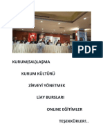Lions & Kurum(Sal)Lasma (Ali Riza Deger)