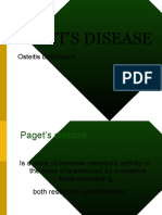 Paget's Disease Ppt