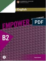 1rimmer Wayne Empower b2 Upper Intermediate Workbook With Key