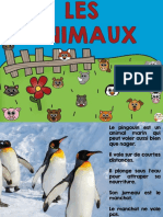 power point sur les animaux