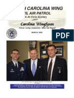 North Carolina Wing - Mar 2009