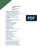 1 Arquitecturas de Un Sistema Microinformático