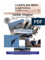 North Carolina Wing - Apr 2009