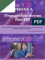 iPhone X, Transgredido Sistema Face ID