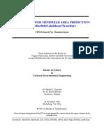 Modelling Minefield Thesis Chamberlayne