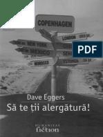D.eggers – Să Te Ţii Alergătură [AN600]