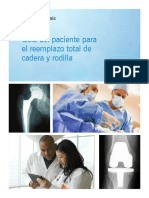 Total Joint Replacement Patient Guide Spanish