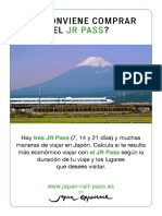 Guide JR Pass Japan-experience ES 2017