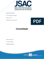 Necesidad e Importancia de La Comunicacion Docx