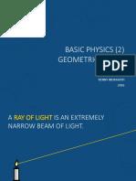 Basic Physics 2 WEEK1 26022016