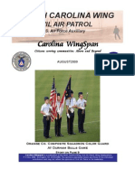 North Carolina Wing - Aug 2009
