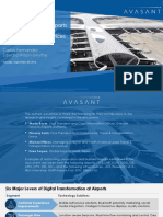 Digital Business Transformation Airports