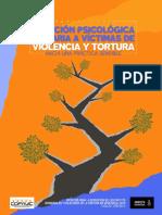 Manual Para Atencioìn Psicoloìgica Primaria a Viìctimas de Violencia y Tortura