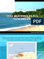 Playa Caruao, Una Hermosa Playa Venezolana