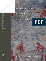 HERB - ForSTER - From Desert to Town the Economic Role of Desert Game in the Pyramid Ages of Ancient Egypt