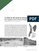 TRISTANT - Le Delta Du Nil Avant Les Pharaons