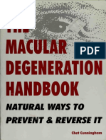 Macular Degeneration - Natural Prevention & Reversal
