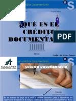 ¿Qué Es El Crédito Documentario?