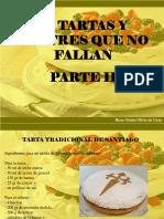 Rosa Gisela Olivis de Gray  - 12 Tartas y Postres Que No Fallan, Parte II