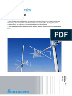 8GE01 Antenna Basics