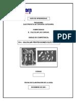 B-4 Calcular Protecciones Eléctricas