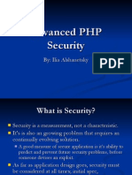 Phpworks Security