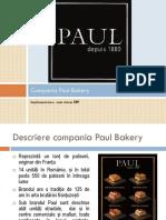 Compania Paul Bakery