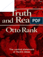 Otto Rank - Truth and Reality