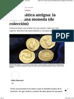La Vida Es Una Moneda (de Colección)