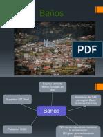 Desarrollo Comunitario Ley de Ordenamiento Territorial Baños