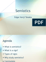 semiotics in discourse analysis