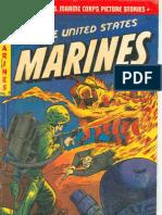 1952 US Marine Corps Comic Book