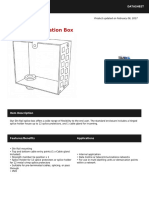 Din Rail Demarcation Box