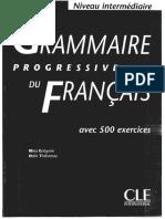 249363730 Grammaire Progressive Du Francais Cle