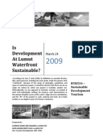 Sustainable Development Lumut Waterfront
