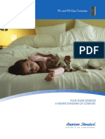American Standard Submital Brochure Provost Job