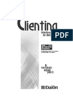 Libro CLIENTING Fidelizacion de Clientes - Lic Fernando Daniel Peiro