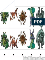 graphic about Printable Heroes Pdf referred to as PrintableHeroes Goblins Fixed 01