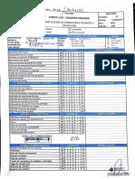 2018.01.12 - Checklist Desmovilizacion 132
