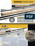 Sportex Feeder Rods