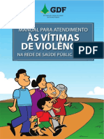 Manual das Vítimas de Violência